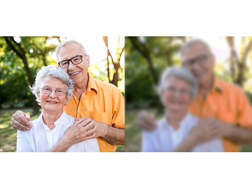 Saugi ir efektyvi kataraktos operacija | Lirema