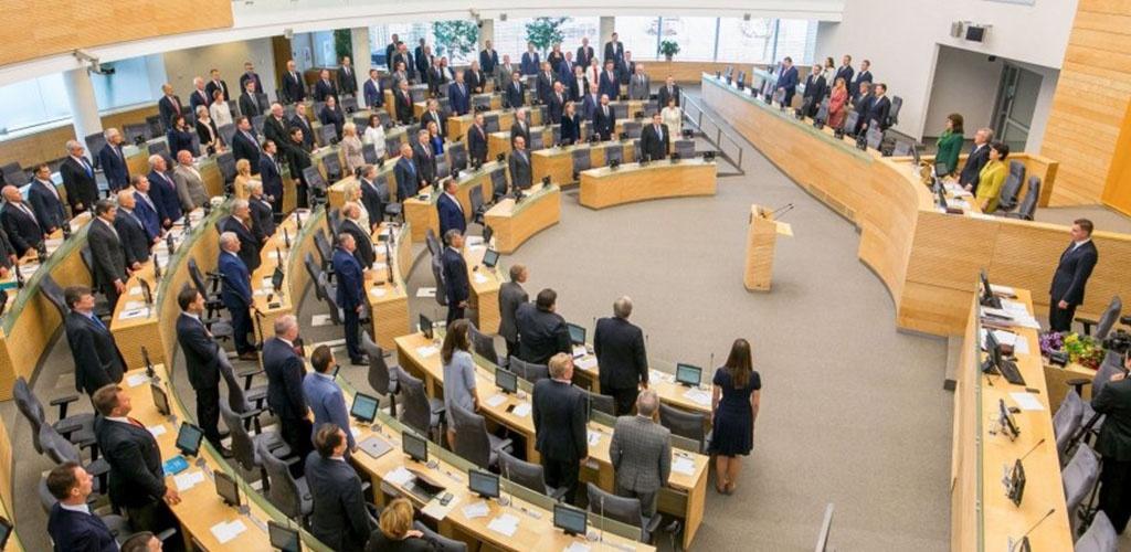 Seimas baigė rudens sesiją