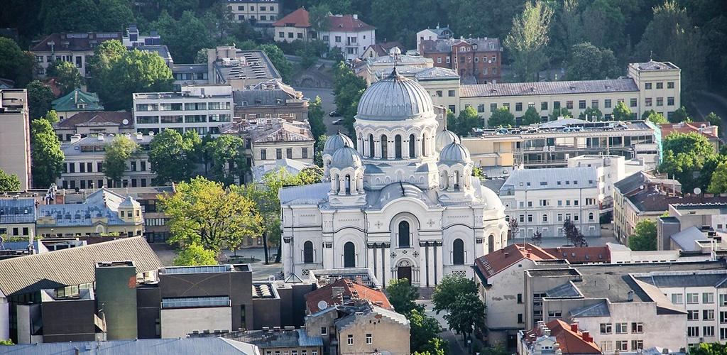 Kaune prasideda miesto gimtadienio renginiai