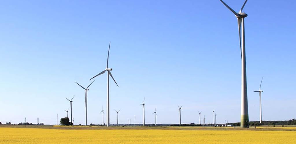 Vėjo jėgainės didina gamybos apimtis – spalį pasiektas visų laikų rekordas
