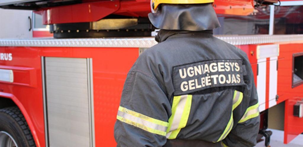 Kazlų Rūdoje per gaisrą žuvo moteris