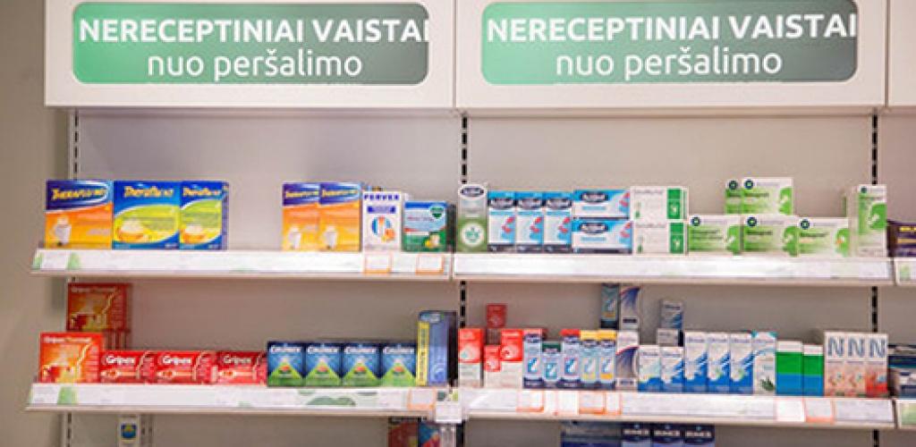 Sveikatos apsaugos viceministrė: nuotolinės vaistinės – nuo pavasario