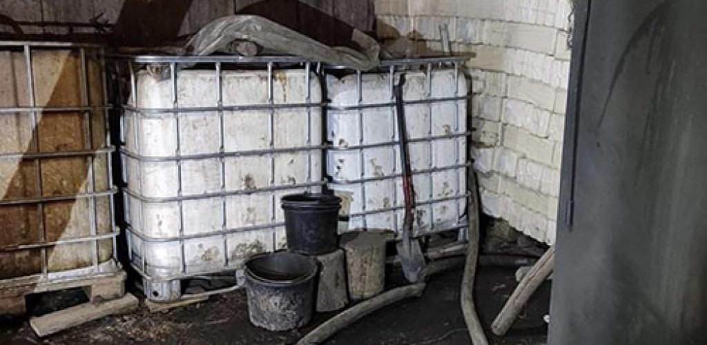 Telšių rajono gyventojo namuose – naminės degtinės fabrikas