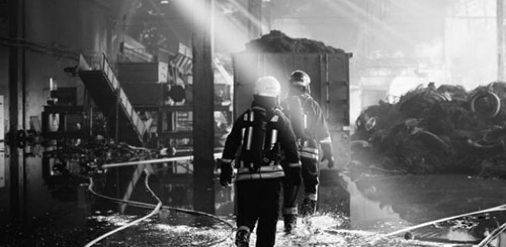 Padangų gaisras Alytuje: atsakomybei nėra senaties