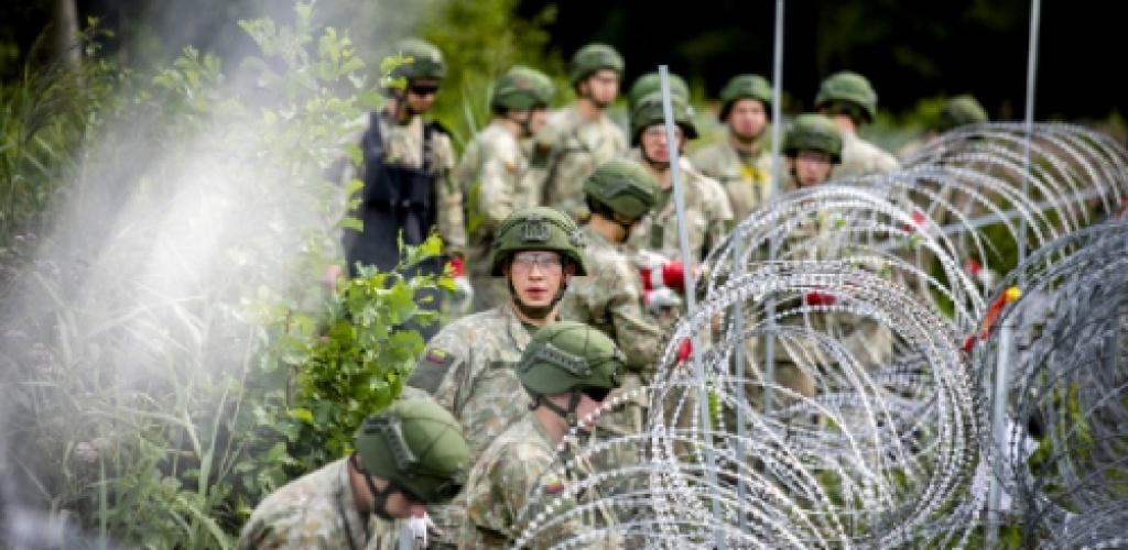 Lietuvos pasiekimai derantis dėl ES migracijos politikos – kuklūs, teigia politologai