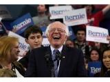 Demokratų pirminius rinkimus Naujajame Hampšyre laimi B. Sandersas