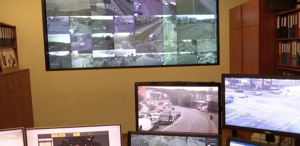 Nerimaujama dėl Kaune diegiamos vaizdo stebėjimo sistemos saugumo