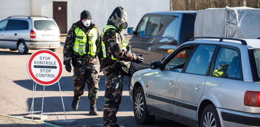 Vyriausybė pratęsė sienų kontrolę, leido renginiuose dalyvauti daugiau žmonių