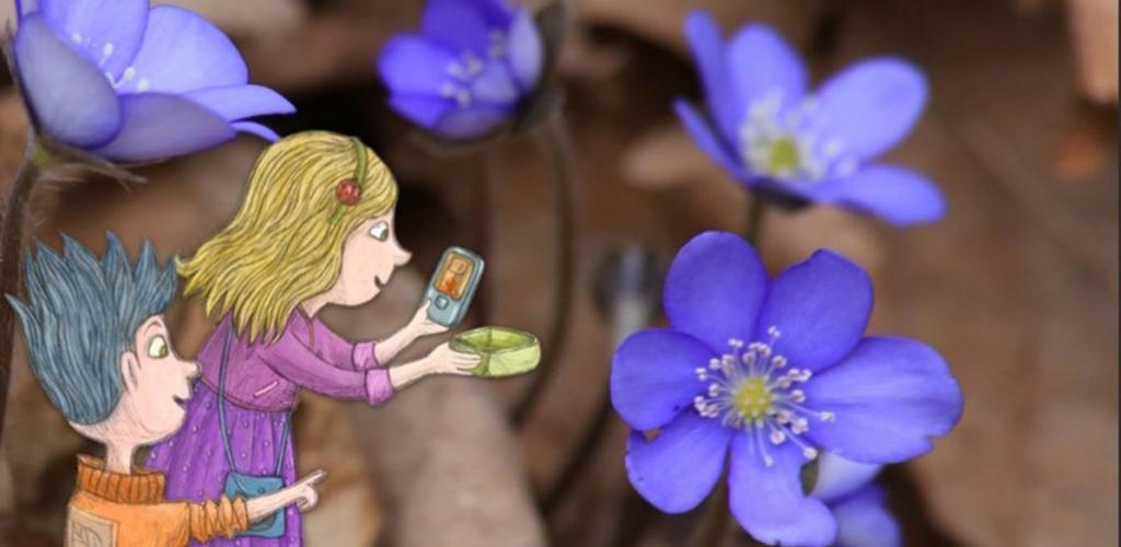 Elektroninis vedlys mokytojams, kaip vaikus sudominti gamtos pasauliu